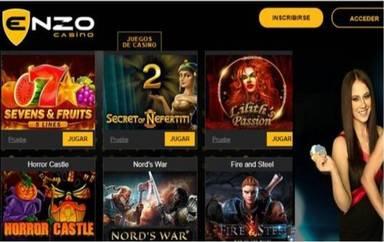 Enzo Casino giros gratis